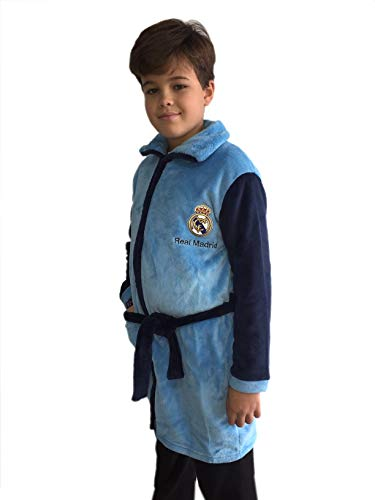 Real Madrid Bata de casa Infantil 16