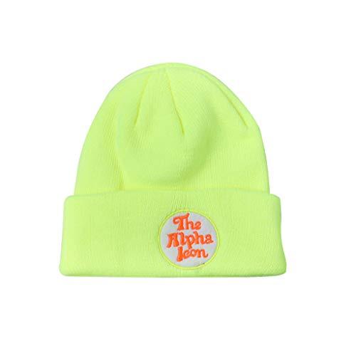 Bonnet Tricoté Unisexe Beanie Bonnet Chauffant Bonnet Tricot,Casual Bonnets pour Hommes Femmes Tricoté Chapeau d'hiver Solide Hip Hop Skullies Bonnet Unisexe MerryDate