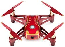 DJI Ryze Tech Tello Iron Man Quadcopter Mini Drone