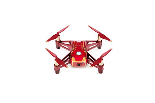 DJI Tello Iron Man Edition, Model: CP.TL.00000002.01