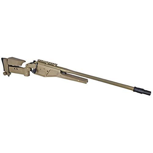 King Arms K93 (Blaser R93 LRS1) エアコッキング ボルトアクションライフル デザートカラー KA-AG-87-DE