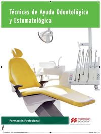 Tecnicas de Ayuda Odont y Estomat 2015 (Cicl-Sanidad)