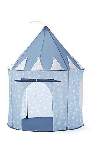 Kids Concept 1000186 Indoor Spiel-Zelt Sterne, blau