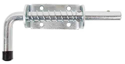 GAH-Alberts - Pestillo tipo pistola con mango redondo y muelle, 204815
