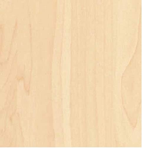 Klebefolie Holzdekor Möbelfolie Holz Buche hell 45 cm x 200 cm Designfolie Selbstklebefolie Dekorfolie