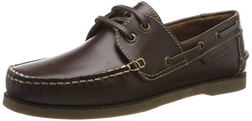 Hush Puppies Henry, Herren Segelschuhe, Braun (Brown), 45 EU (10 UK)