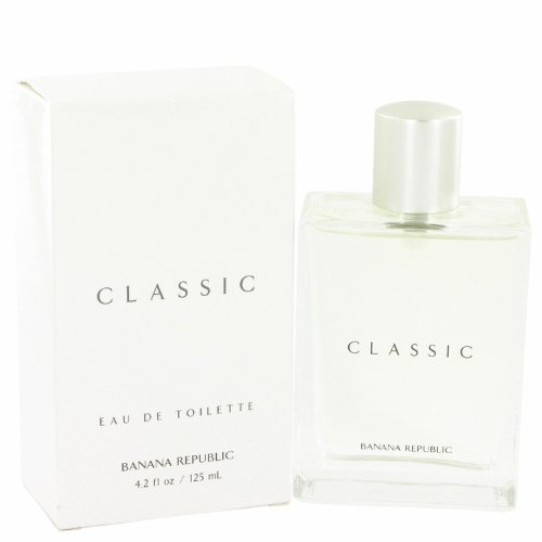 BANANA REPUBLIC Classic by Banana Republic Eau De Toilette Spray (unisex) 4.2 oz