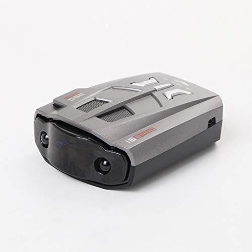 Jarredly Radar/GPS/Laser Speed Trap-Detektor, City & Autobahn-Modus Radar-Warnern für Auto, Akustischer Alarm und Auto-Speed-Alarm-System mit einem 360 Grad-Erkennung