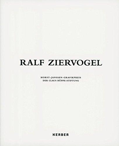 Ralf Ziervogel: Horst-Janssen-Grafikpreis der Claus Hüppe-Stiftung
