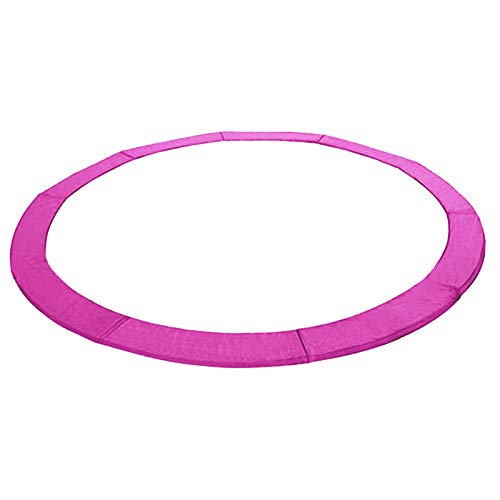 Andreas Dell Randabdeckung Federabdeckung Randschutz Schutz für Trampolin von 250 bis 460 cm (Pink, 305)