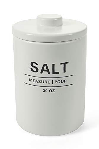 London - Tarro de Sal de cerámica