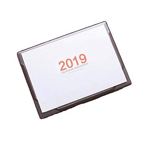 El calendario de escritorio de calendario se puede utilizar