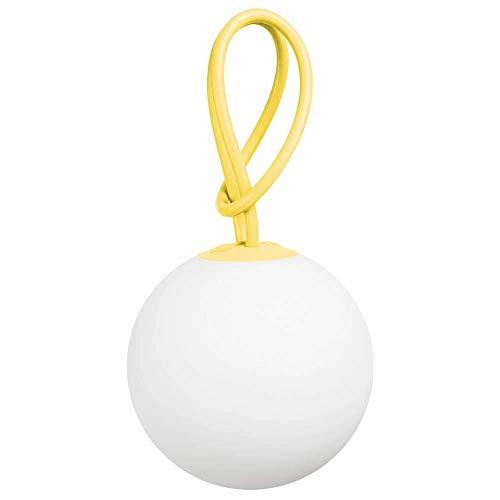Fatboy® Bolleke Gelb | Hängelampe für Innen & Außen | ohne Kabel | aufladbar mit USB