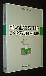 Homéopathie en psychiatrie de Jacques Algazi