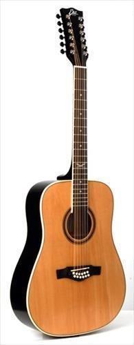 EKO NXT D XII natur 12Saiten Akustische Gitarre