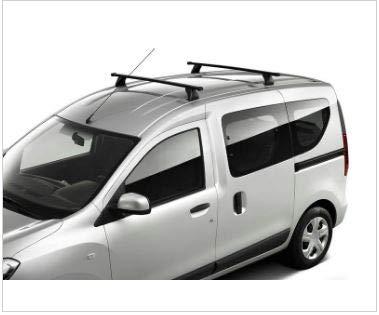 Renault Barras portaequipajes de Techo trasversales Originales para Dacia Dokker