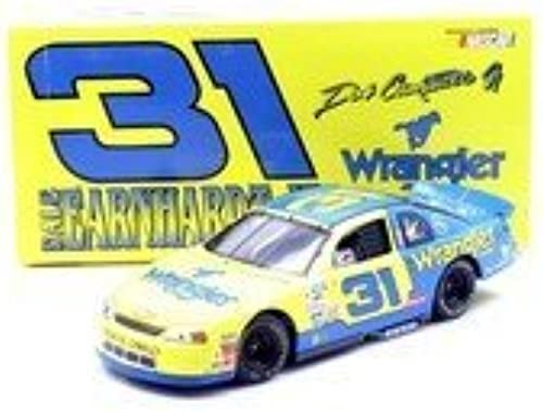1997 Dale Earnhardt Jr  31 Wrangler Monte Carlo 1 24 Scale Diecast Hood Opens, Trunk Opens HOTO Action Racing Collectables Only 10008 Total Made by Action Racing Collectables