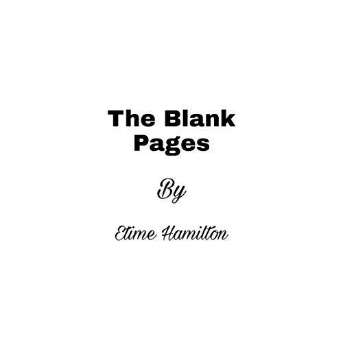 The Blank Pages (English Edition)