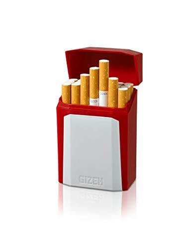 Gizeh Flip Case Zigarettenbox 12 Stück inkl. VK-Display neue Version 54016