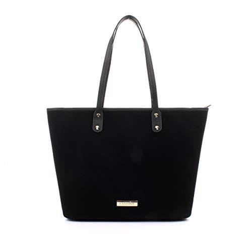 Borsa shopping bag Cafè Noir BII002 nero