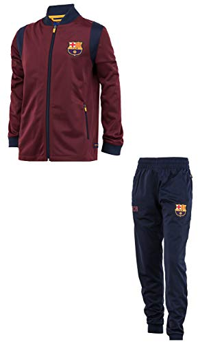Fc Barcelone Chándal Barça - Colección Oficial Taille Adulte