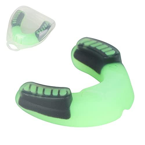 Mundschutz Slim Fit Gum Shield mit Etui...