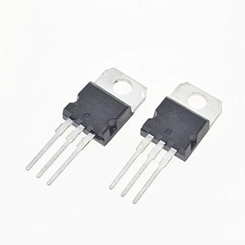 10 teile/los L7812CV L7812 LM7812 7812 TO-220 NEUE und Original ST POSITIVE SPANNUNGSREGLER