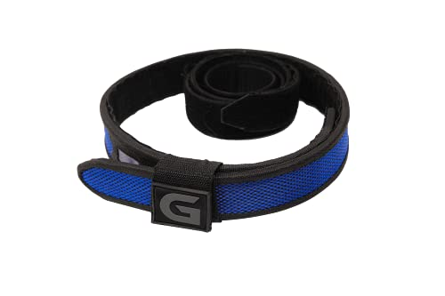 Ghost Competition Shooting Belt for IPSC/USPSA, Blue