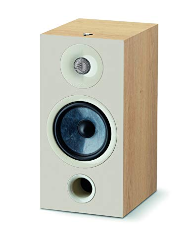 Buy Bargain Focal Chorus 806 Bookshelf Speaker - Pair (Light Wood)
