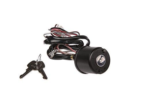 Zündlichtschalter (Zündschloss) DABLONA 7 Kabel - für SR50, SR80