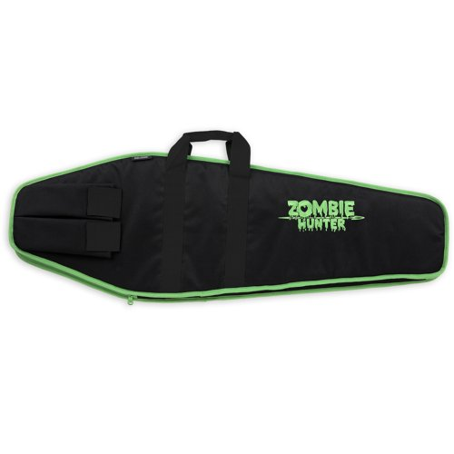 Bulldog Cases Economy Tactical Case with Zombie Details,...