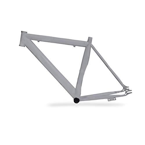 Riscko 001lurb Cuadro Bicicleta Personalizada Fixie Talla Lurb Blanco