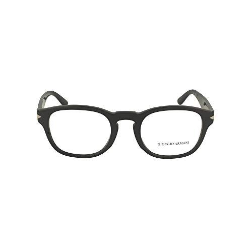 Giorgio Armani Gafas de Vista AR 7194 Black 51/22/145 hombre
