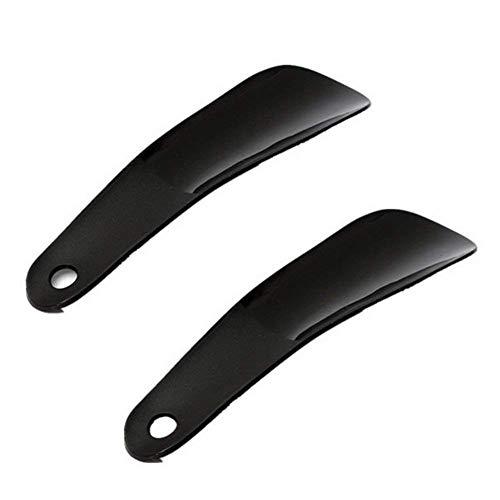 Sungpunet 2pcs plástico reemplazo Levantador del Zapato portátil Calzador Elevador con Gancho...