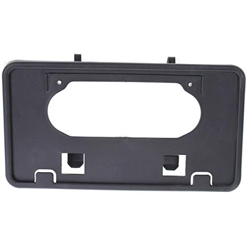 I-Match Auto Parts Front License Plate Bracket Tag Holder Replacement for...