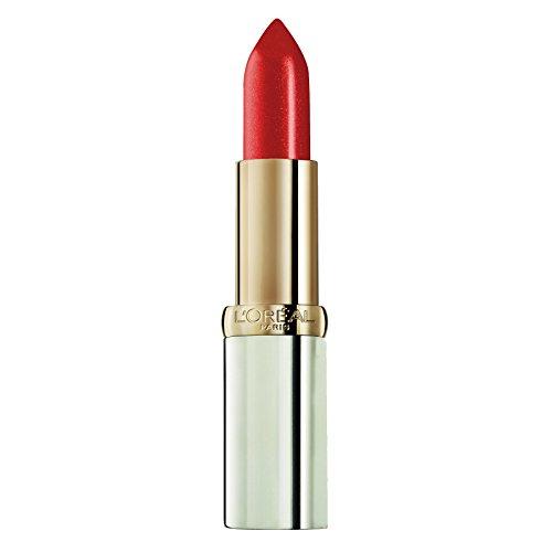 L'Oréal Paris Color Riche Lippenstift, 234 Brick Fashion Week - Lip Pencil mit edlen Farbpigmenten und cremiger Textur - unglaublich reichaltig und pflegend, 1er Pack