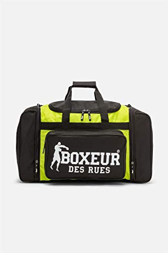 BOXEUR DES RUES - Gym Bag With Adjustable Shoulder Strap, Unisex, U