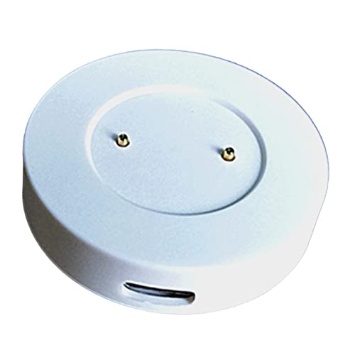 IPOTCH Base de Carga de Reloj Inteligente USB para GT 2 GT 2E Honor Magic Smartwatch - Blanco