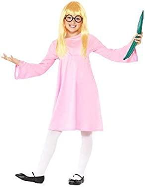 Girls Official Sophie BFG Roald Dahl Day World Book Day Week TV Film Magical Tale Fantasy Fancy Dress Costume Outfit