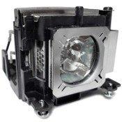 PJxJ Ersatzlampenmodul POA-LMP142 / 610-349-7518 mit Gehäuse für SANYO PLC-XD2200 / PLC-XD2600 ; Eiki LC-XBM31 Projektor, Beamer