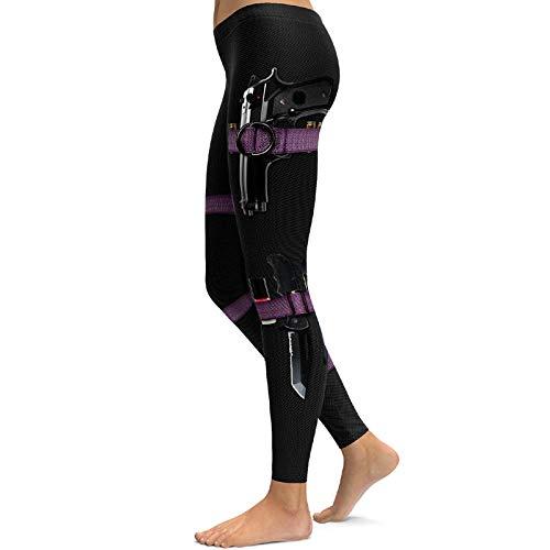 RRUI vrouwen sport panty & legging sport panty vrouwen bedrukte broek, hippe broek, leggings, vrouwen