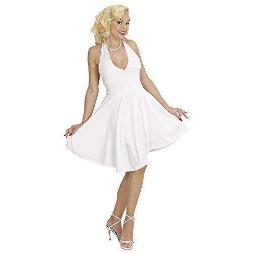 WIDMANN Widman - Disfraz de Marilyn para mujer, talla M (35022)