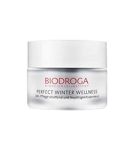 Biodroga Perfect Winter Wellness 24h Pflege 50 ml Verwöhnt strapazierte Winterhaut & sorgt für höchstes Wohlbefinden