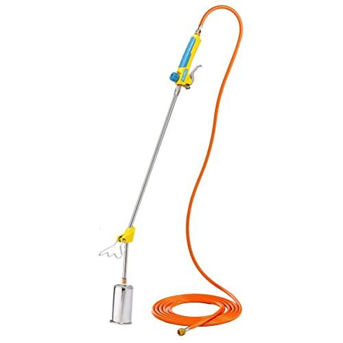 Gloria 1.000 °C Profi-Brenner Gas Thermoflamm bio Professional Plus, Giallo/Blu