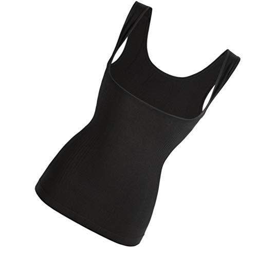 HEALLILY Shapewear Posture Hip Corrector Body Shaper Slimming Open Bust Bodysuit Firm Control Shapewear for Women-M/L