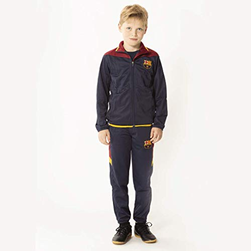 FC Barcelona trainingspak 18/19-100% polyester - Official FC Barcelona product - vest en trainingsbroek - barca joggingspak