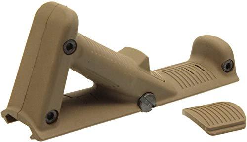 KS-11 Waffengriff Langwaffe Angled Fore Grip/Foregrip -, für Weaverschienen (20-23mm) Griff, FDE