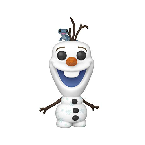 Pop! Disney: Frozen 2 - Olaf with Bruni