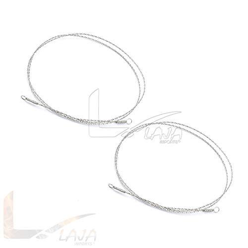 LAJA Imports 2 GIGLI Saw Wire NeuroSurgic & Veterinary Instruments