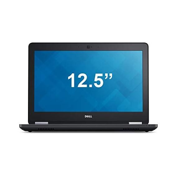(Renewed) Dell Latitude E5270 Laptop (Core i5 6th Gen/4GB/500GB/WEBCAM/12.5 NO TOUCH/DOS)